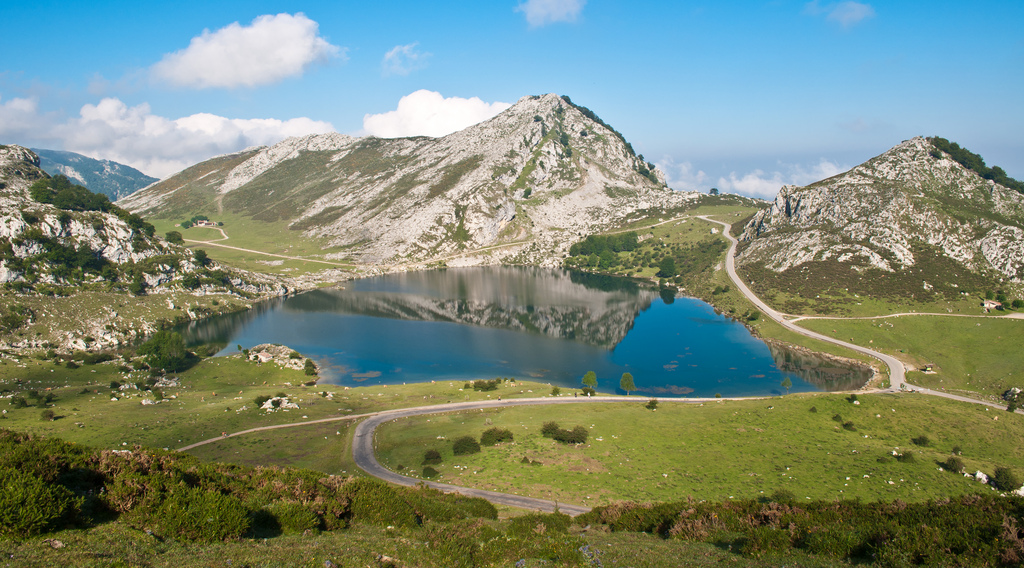 Los lugares más bonitos del Oriente Asturiano