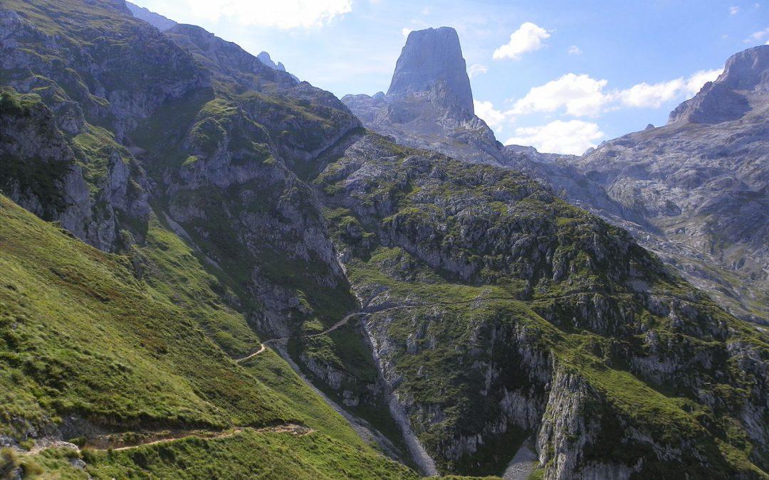 Travesera, una carrera por los Picos De Europa