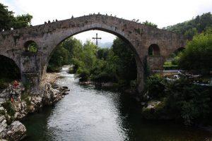 Puente Romano Cangas Onís
